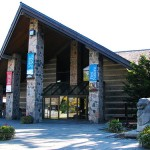 McMichael Gallery in Kleinburg