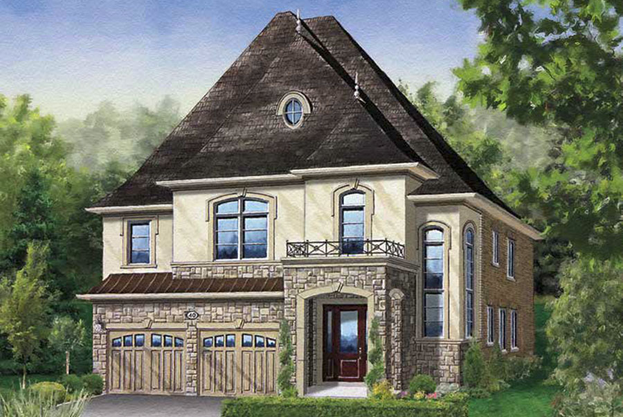 Mosaik Homes Thornberry Woods Grenoble